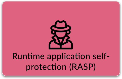 Runtime application self-protection (RASP)